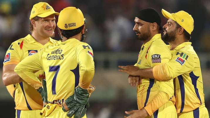 Will play for CSK, withdrawing my name from 'The Hundred Draft': Harbhajan Singh