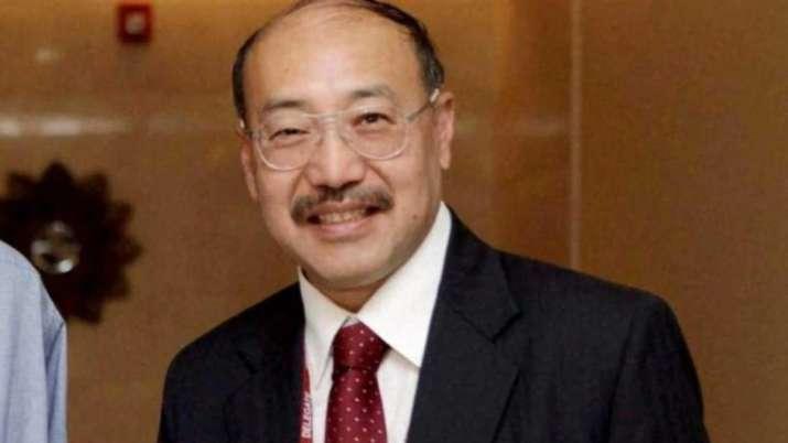 Indian envoy Harsh Vardhan Shringla