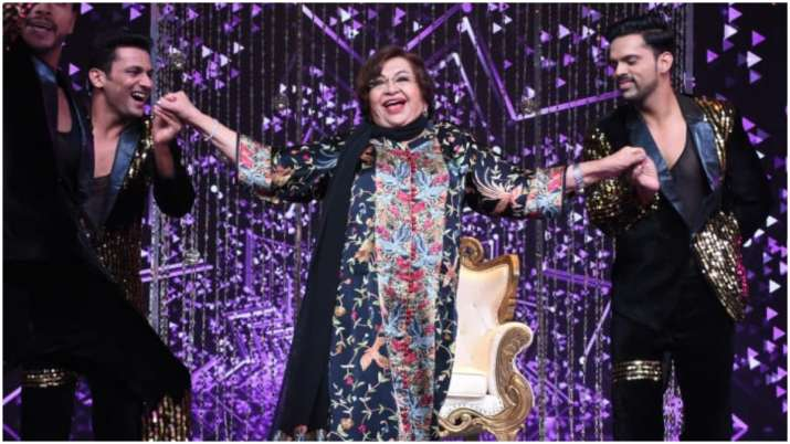 Nach Baliye 9: Helen graces the dance reality show, says 'I wouldn't have survived this era'