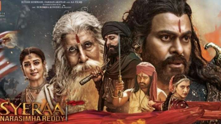 Sye Raa Narasimha Reddy Box Office Collection Chiranjeevi S