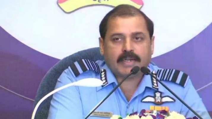 IAF chief pays quiet visit to Leh, Srinagar