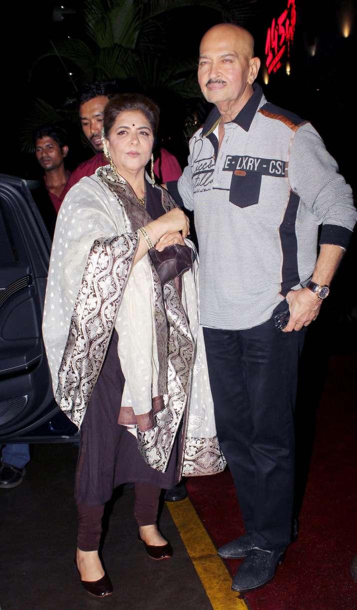 India Tv - Rakesh Roshan, Pinky Roshan