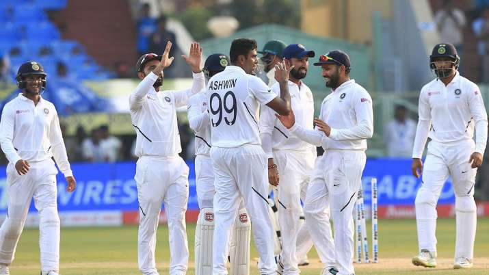 India vs South Africa, 1st Test: Spinners run riot after Mayank's double century as India dominate D