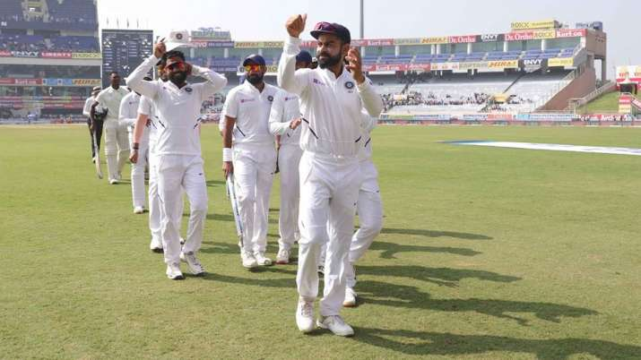 In Numbers: India complete first-ever Test series whitewash over South Africa