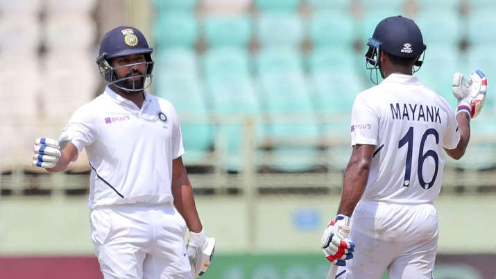 India Vs South Africa 1st Test Day 1 Highlights Play