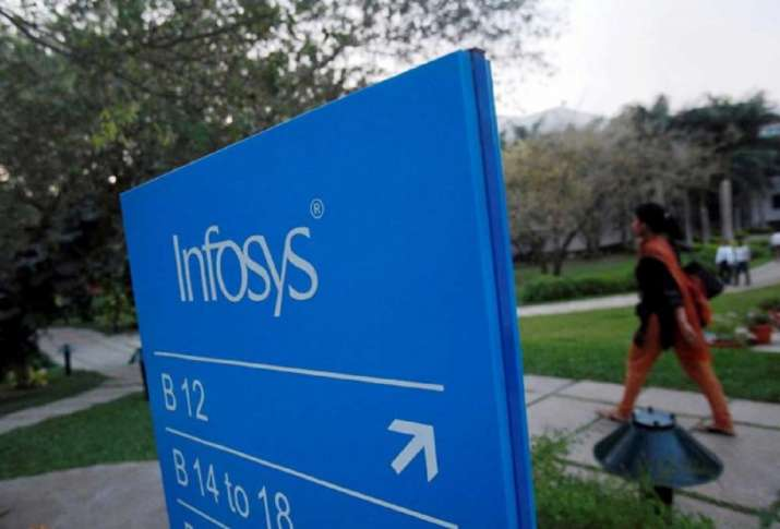 Infosys on damage control mode