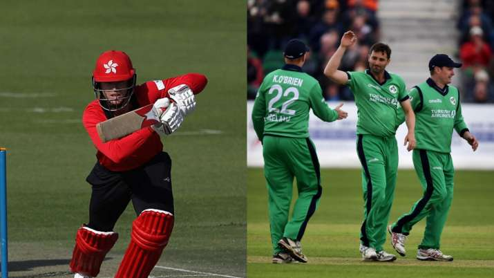 Live Cricket Streaming, Hong Kong vs Ireland, T20 World Cup qualifier