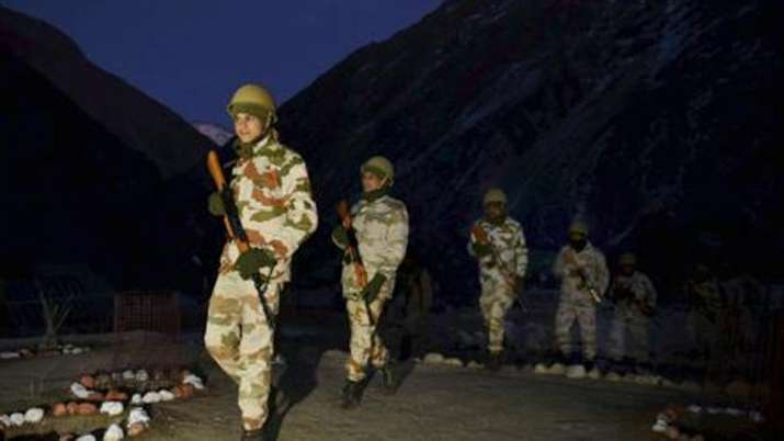Cabinet approves cadre review of ITBP