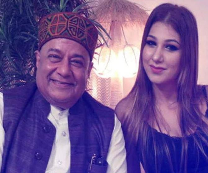 India Tv - Bigg Boss 12 lovers Jasleen Matharu, Anup Jalota to make starry appearance in a film