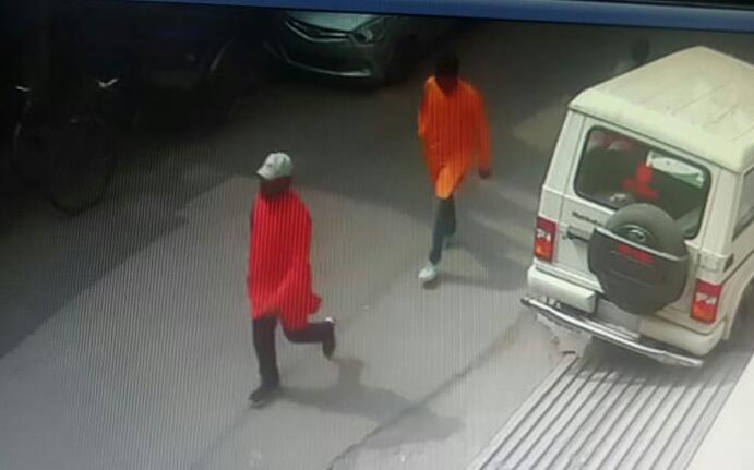 CCTV captures Kamlesh Tiwari's attackers