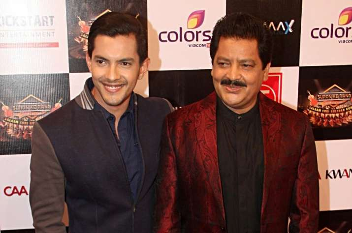 Aditya Narayan's girlfriends were more impressed by father Udit Narayan,  recalls on The Kapil Sharma | Tv News – India TV