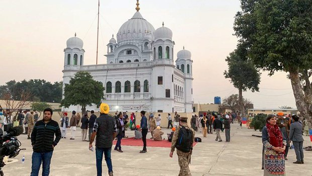 Online registration for Kartarpur Corridor on halt