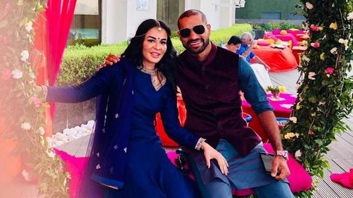 Today indian Cricketers celebrating karwa chauth shikhar dhawan sends karwa chauth 2019 wishes to wi