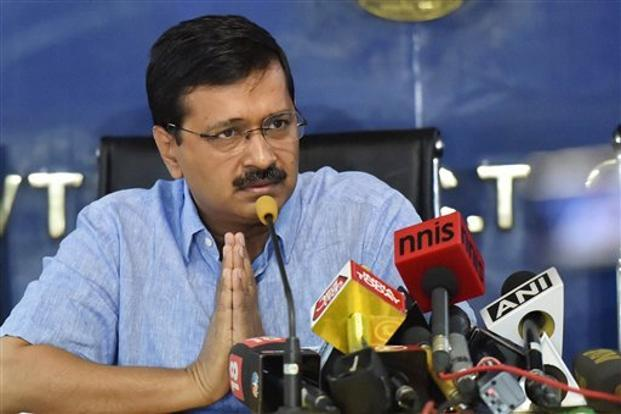 Arvind Kejriwal has appealed to Punjab-Haryana to prevent