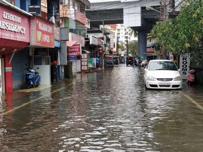 Kerala rains: North-East monsoon prompts 'Orange alert' in 13 districts