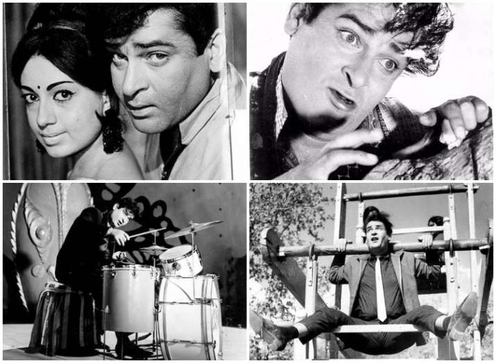 India Tv - Shammi Kapoor's Birth Anniversary: Badan Pe Sitare and other iconic songs of the magnificent actor