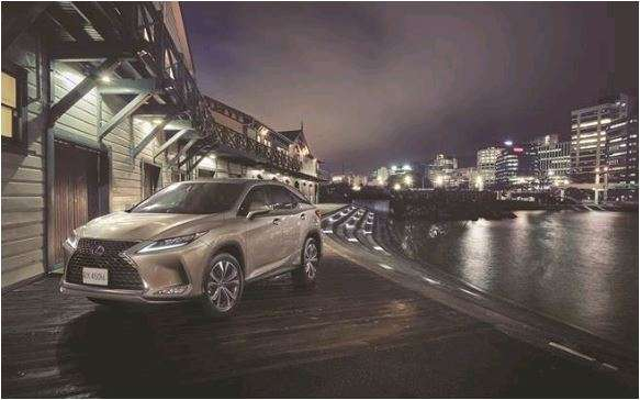 Lexus RX450hl Launched: Luxury SUV with BS-VI engine, three