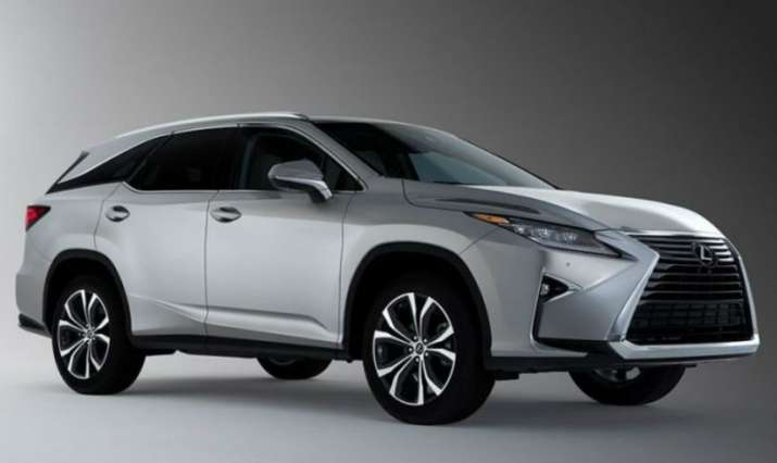 India Tv - Lexus RX450hl Launched: Luxury SUV with BS-VI engine, three row seating at affordable price