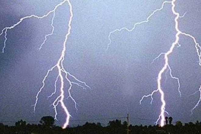 2 Delhi airport ground staffers injured in lightning strike (Representational image)
