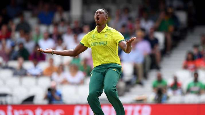 File image of Lungi Ngidi