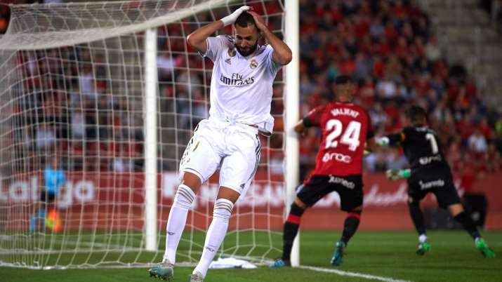 La Liga: Real Madrid drop points with 1-0 loss against Mallorca, Barcelona go top