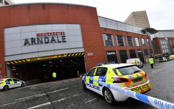 Several people stabbed at Manchester Arndale shopping centre