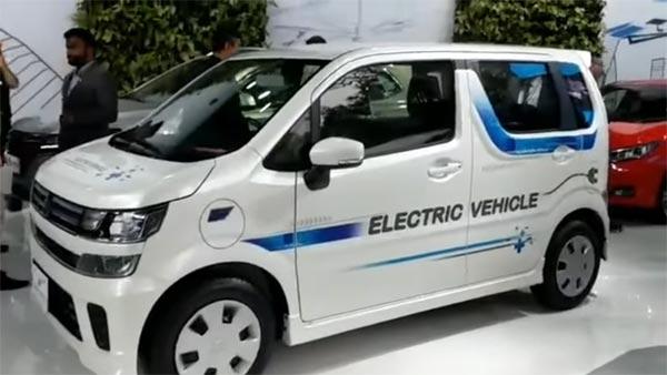 Image result for Wagon R Based EV