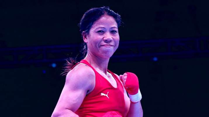 mary kom, mary kom trials, olympic trials, olympic qualifiers, india national trials, boxing trials