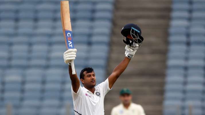 India vs South Africa: Mayank Agarwal grinds his way to 2nd Test century in Pune