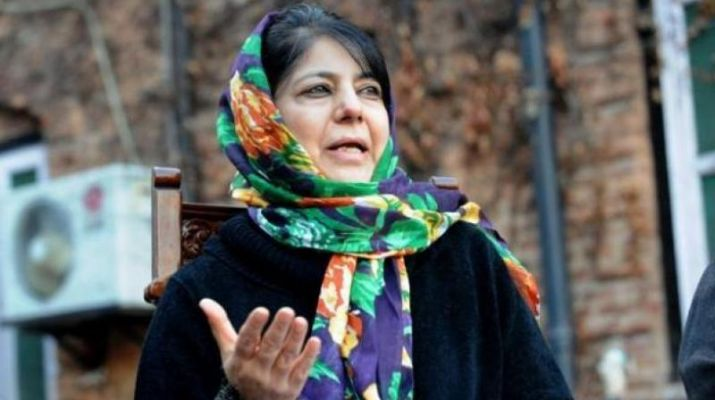 Mehbooba's brother meets her