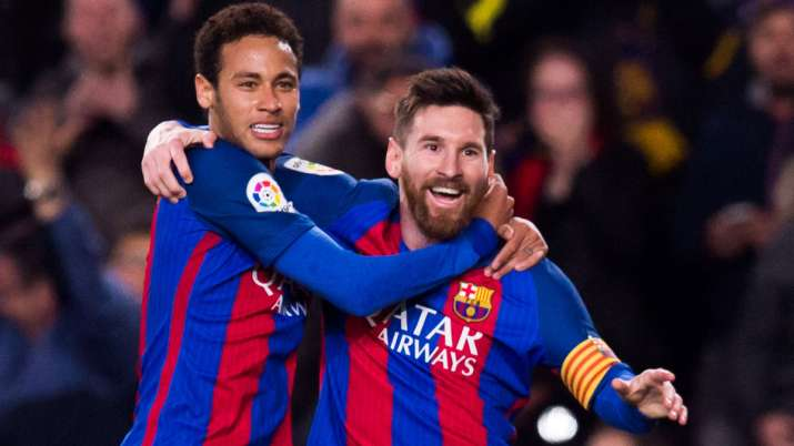 Some at Barcelona didn't want Neymar to return: Lionel Messi