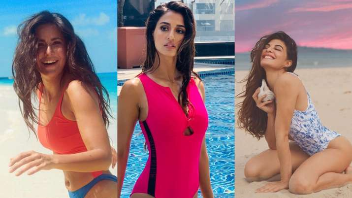 These pictures of Bollywood divas in sizzling swimsuits