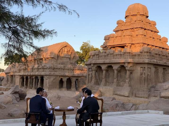 Modi-Jinping meet