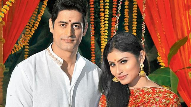 India Tv - Mouni Roy and ex-boyfriend Mohit