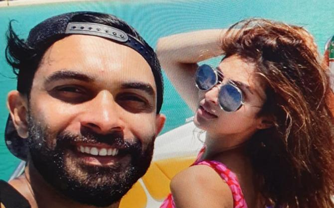 India Tv - Has Mouni Roy found love in Dubai-based banker? What we know