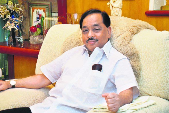 Ex-Maharashtra CM Narayan Rane joins BJP with his outfit