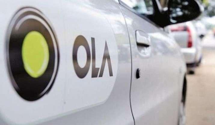 Ola launches self-drive cabs in Bengaluru