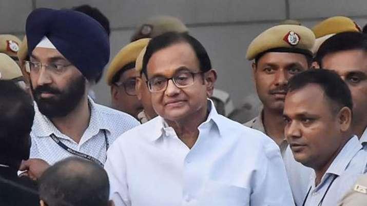 Chidambaram moves SC seeking bail in INX Media corruption