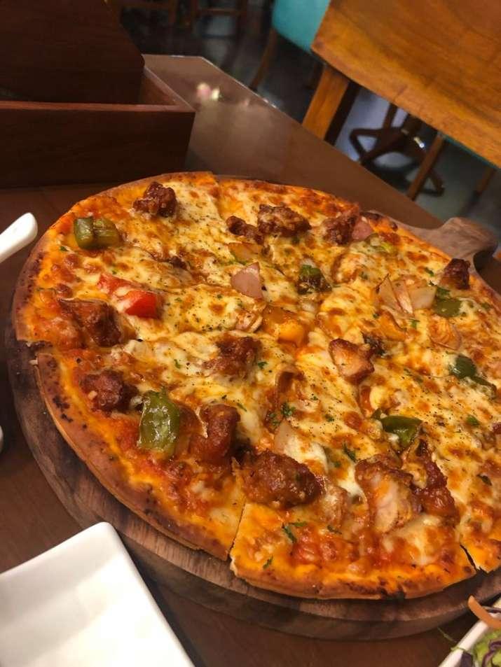 India Tv - Pizza Bomb