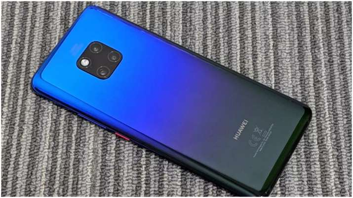 Huawei Mate 20 Pro starts getting Android 10 update