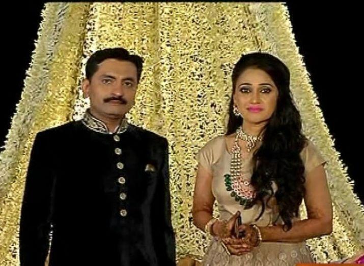 India Tv - Disha Vakani with husband Mayur