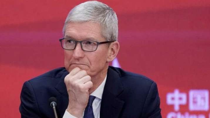 Apple CEO has defended the move to remove Hkmap.live from