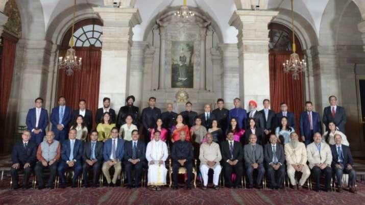 President Kovind launches IIT Delhi Endowment Fund