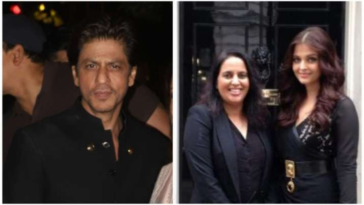 When Shah Rukh Khan rescued Aishwarya Rai Bachchan's manager from fire accident at Diwali party