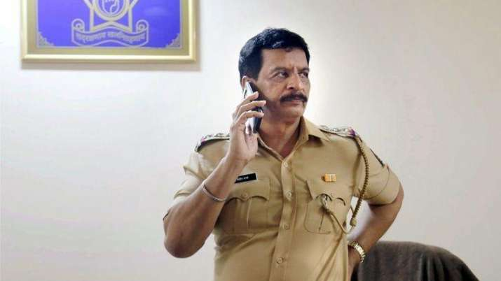 Cop-turned-politician Pradeep Sharma bookedfor allegedly