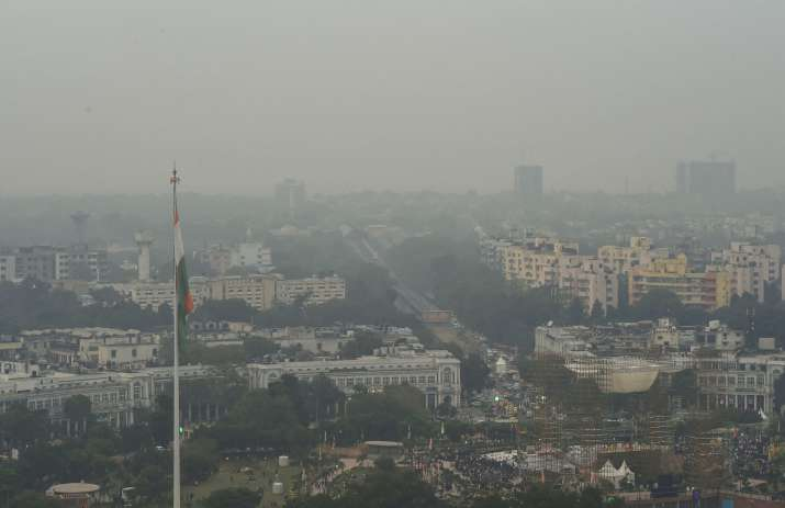 Numbers say Delhi air quality best in 4 years but is that