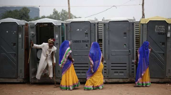 Swachh Bharat Mission – Google Maps listed over 57k public toilets in 2,300 cities in country.
