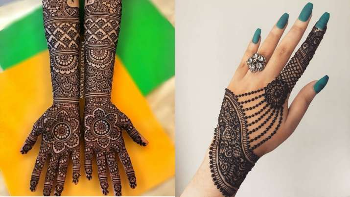 Karva Chauth Latest Mehndi Design 2019 Beautiful mehndi