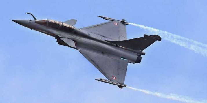 First Rafale jets to be seen in Indian skies in May 2020