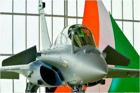 Rafale Fighter Jet induction